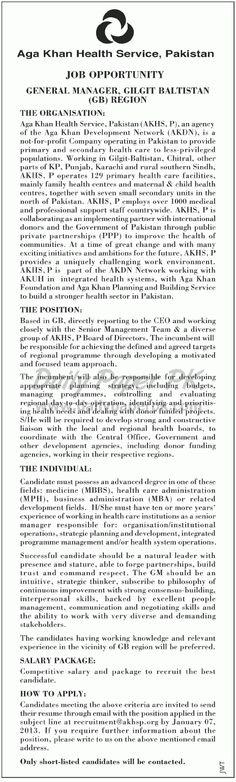 Job Opportunity In Aga Khan Health Service Pakistan Karachi  http://www.dailypaperpk.com/jobs/177709/job-opportunity-aga-khan-health-service-pakistan-karachi