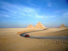 Carro no Egito