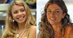 antes e depois dos famosos - grazi