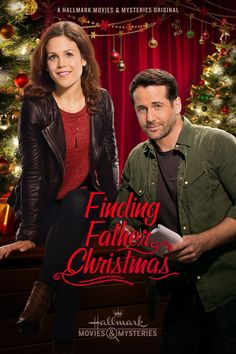 Its a Wonderful Movie - Your Guide to Family Movies on TV: 'Finding Father Christmas' - a Hallmark Movies & Mysteries Original Christmas Movie! Family Christmas Movies, Hallmark Christmas Movies, Hallmark Movies, Family Movies, Father Christmas, Christmas 2016, Holiday Movies, Hallmark Holidays, Royal Christmas