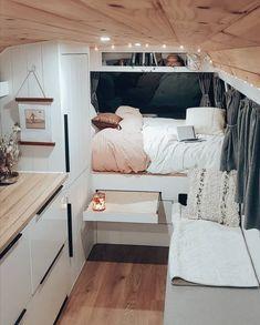 Selecting a Camper Trailer – Locations To Camp Bus Living, Tiny House Living, Kombi Home, Van Home, Sprinter Camper, Camper Van Conversion Diy, Campervan Interior, Rv Interior, Camper Life