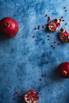 FOOD: Pomegranate on Behance