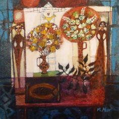 The forgotten Studio: Morag Muir Scottish artist. Plant Art, New Chapter, Lost & Found, Contemporary, Modern, Still Life, Paintings, Portrait, Gallery