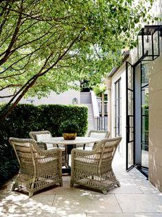10 Stunning Outdoor Areas For Al Fresco Living | Gardens, Garden Gazebo And  Patio