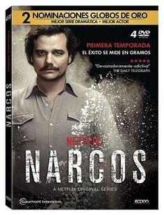 Narcos [Videograbación] / [creadores] Chris Brancato, Carlo Bernard, Doug Miro...[et al.]