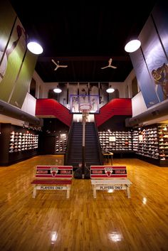 The oldest sneaker store in Chicago that I've never been to. #onmylist Dreamtown Chicago (21)