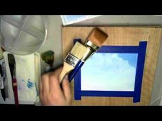 The Joy of Art:  How to Paint Clouds in Watercolor