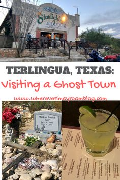 Check out some of the amazing scenery you will find in Terlingua, Texas---a true ghost town near Big Bend in West Texas. Check out some of the amazing scenery you will find in Terlingua, Texas---a true ghost town near Big Bend in West Texas. Texas Vacations, Texas Roadtrip, Texas Travel, Vacation Destinations, Travel Usa, Family Vacations, Cruise Vacation, Disney Cruise, Cruise Tips