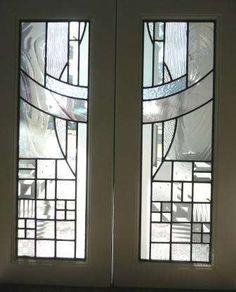 Leadlight Panels for Front Door