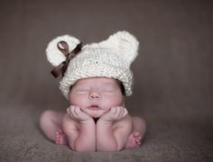 Baby Hat.. I love!