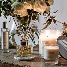 The White Company Flowers Bath & Body Gift Set