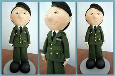 militar Cia das Artes - by Suzana