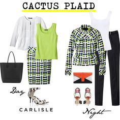 Mad for PLAID STYLED by #NicoleBlairWear for #CarlisleCollection Carlisle: Day to Night. by carlislecollection on Polyvore featuring 3.1 Phillip Lim, Sophia Webster, Mulberry, summer2015 and CarlisleCollection