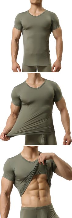 Mens Sports&Home Wear Tops