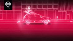 Nissan 2013 online wishes Europe Version by Ambidextre. Nissan 2013 wishes animation for Europe.