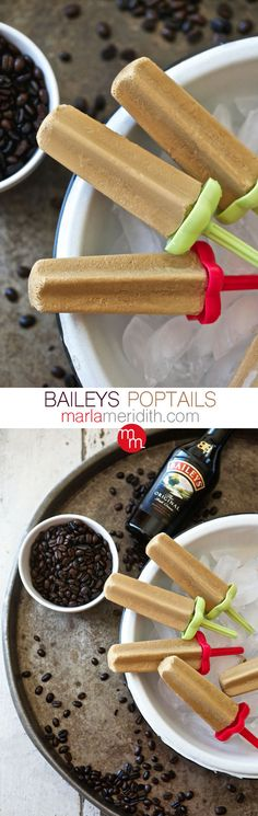Bailey Poptails | MarlaMeridith.com