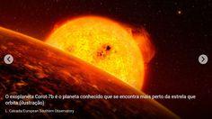 """O português que anda a descobrir planetas (e o que é isso de """"exoplanetas"""")"""