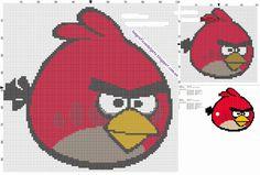 Divertidos gráficos de los Angry Birds...