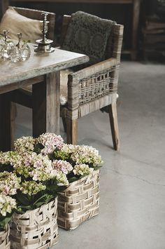 Summer in Zetas Garden Shop  I  Victoria Skoglund