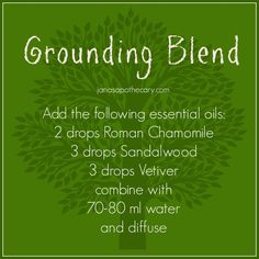 Grounding Blend for Diffusing