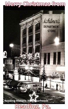 Reading Pennsylvania, The 'burbs, Reading Pa, My Town, Department Store, Nostalgia, The Past, Journey, America