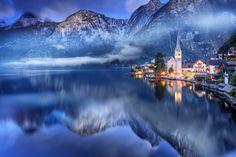 Alps Tale - Hallstat,  Austria, My instagram: https://www.instagram.com/adnan_bubalo_landscapes/  Thank you !!!