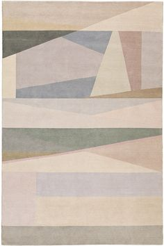 Split Light - Geometric rugs - Contemporary Rugs - Shop Collection The Rug Company Carpet Decor, Wall Carpet, Rugs On Carpet, Contemporary Rugs, Modern Rugs, Contemporary Furniture, Split Lighting, Product Design, Canvas Art
