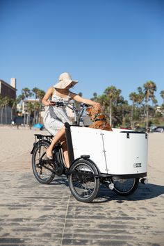 all the fun of bike riding while saving the enviornment! Cargo bikes are an awesome alternative to cars! Cargo Bike, Eco Friendly, Alternative, Motorcycle, Cars, Awesome, Vehicles, Fun, Autos