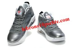 6be43f121f46 Carmelo Anthony Shoes - Jordan Melo M8 Gray Air Jordans