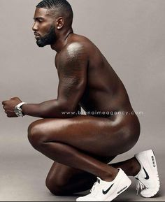 "charlibal: ""***singing*** My BROWN skin, aint nothing like my BORWN skin… "" Fine Black Men, Hot Black Guys, Handsome Black Men, My Black Is Beautiful, Fine Men, Black Love, Gorgeous Men, Black Man, Black Men Beards"