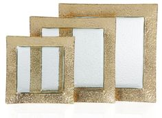 Luxe Dinnerware - Sets of 4 - Gold   Dinnerware   Tabletop-and-bar   Z Gallerie