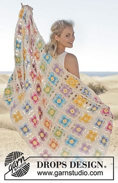 Ravelry: 154-39 Summer Joy pattern by DROPS design