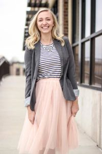 Leopard and stripes and tulle – Oh my!