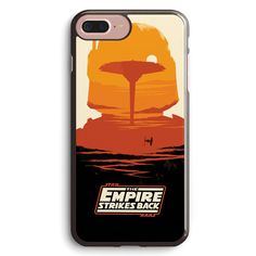 Star Wars Empire Strikes Back Poster Apple iPhone 7 Plus Case Cover ISVD062