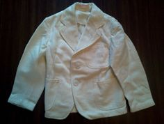Vintage 1940s Boys Goodall Sanford Palm Beach 3 Piece Suit Great Condition | eBay