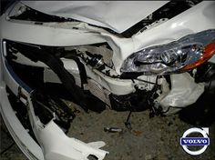 19 Crashed Volvos Ideas Volvo Volvo Cars Crash
