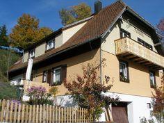 *Huis Antonis. Triberg vrij noordelijk maar prachtige omgeving