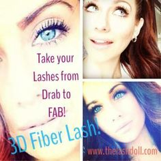 Younique 3D Fiber Lash Mascara www.youniqueproducts.com/amberlynnbrown/business Facebook: Essential Beauty by Amber Lynn