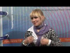 «Территория гласности» с Анастасией Ходорковской