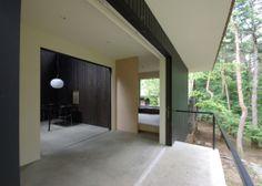 openhouse : a box on top : architecture : house in fujizakura by case design studio