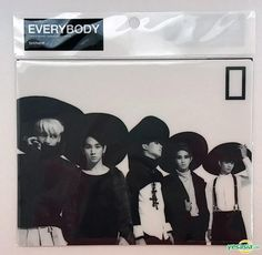 """Buy """"SHINee Mini Album Vol. 5 - Everybody Official Goods - Mouse Pad"""" at YesAsia.com with Free International Shipping! Here you can find products of SHINee,, SM Entertainment"""