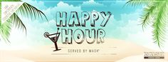 HAPPYHOUR - served by MASK