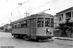 Av Paulista - 1946 - São Paulo