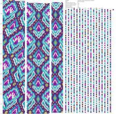 Странные Мотивы (голубой) на 22 от Mushroombeads.png