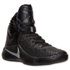online store 2c3b2 82368 NIB NIKE Mens 11 ZOOM HYPERFUSE 2014 684591 001 BLACK SILVER BASKETBALL  SHOES