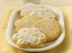 Classic Sugar Cookies – Photos