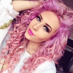 awesome manga hairstyle and makeup; i imagine Harucchi getting highlights in…