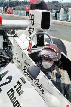 Ian Ashley - 1974 - US GP - Chequered Flag Racing - Brabham-BT44