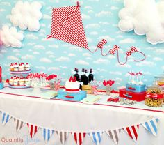 """Photo 1 of 19: Bow Tie / Baby Shower/Sip & See """"Angie's Baby Shower""""   Catch My Party"""
