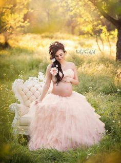 Adele Couture Maternity Tutu and Bralette Set - Ready to ship – Sew Trendy Accessories